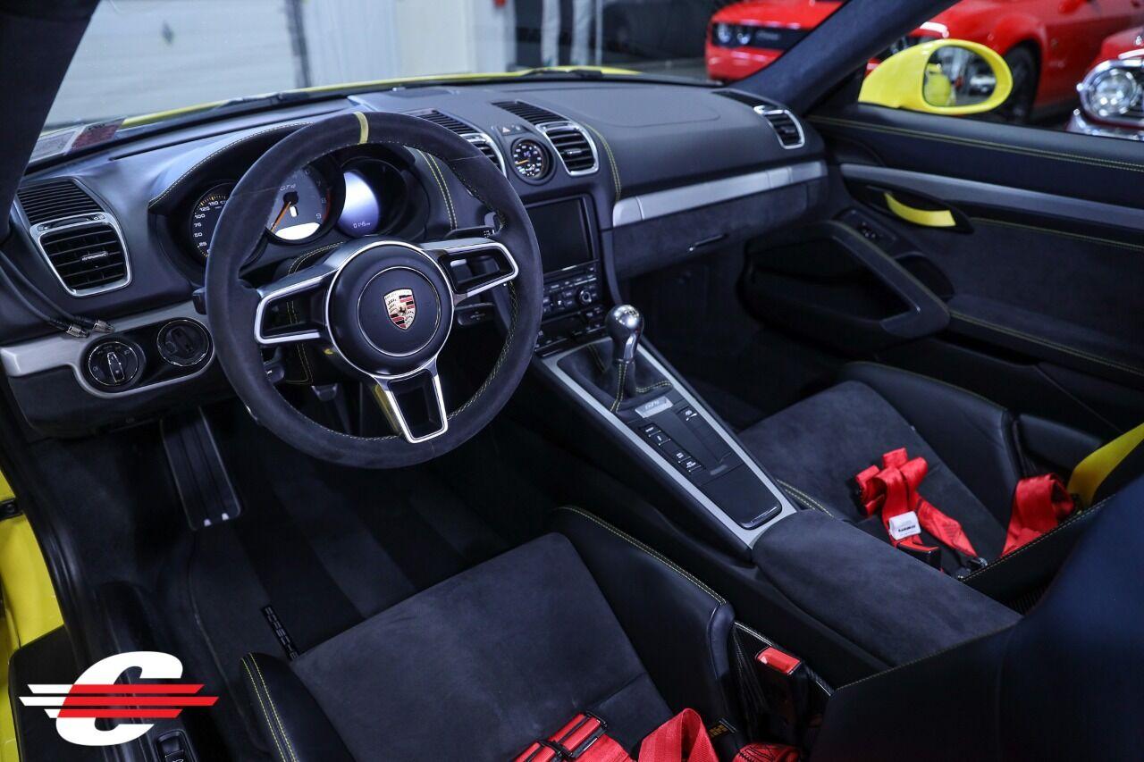 Cantech automotive: 2016 Porsche Cayman 3.8L H6 Coupe
