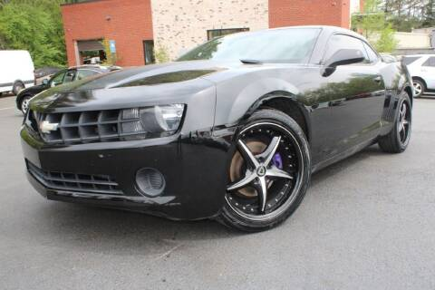 2013 Chevrolet Camaro for sale at Atlanta Unique Auto Sales in Norcross GA