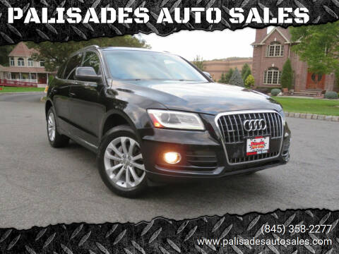 2013 Audi Q5 for sale at PALISADES AUTO SALES in Nyack NY