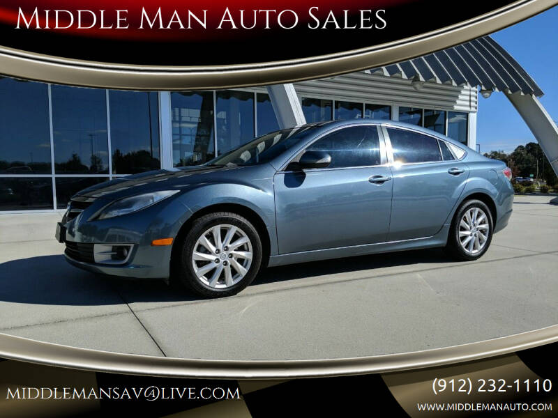 2012 Mazda MAZDA6 for sale at Middle Man Auto Sales in Savannah GA