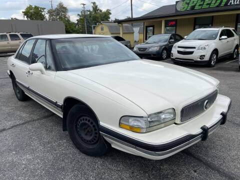 1992 Buick LeSabre for sale at speedy auto sales in Indianapolis IN