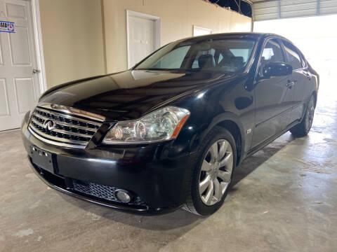 2006 Infiniti M35 for sale at Safe Trip Auto Sales in Dallas TX