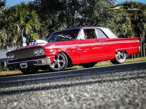 1963 Ford Fairlane for sale at SURVIVOR CLASSIC CAR SERVICES in Palmetto FL