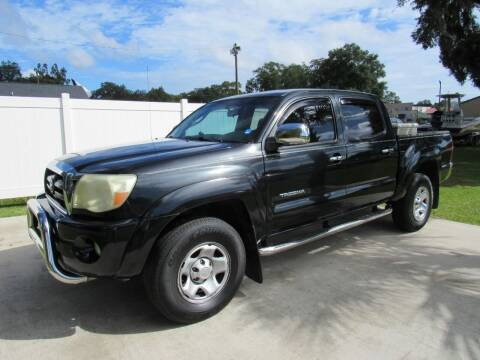 2008 Toyota Tacoma for sale at D & R Auto Brokers in Ridgeland SC