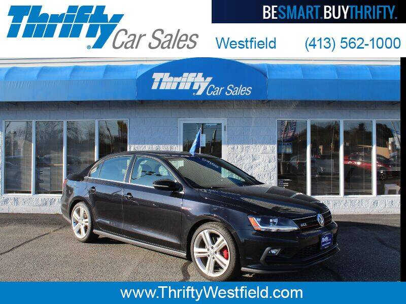 2017 Volkswagen Jetta for sale at Thrifty Car Sales Westfield in Westfield MA