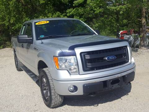 2013 Ford F-150 for sale at Jack Cooney's Auto Sales in Erie PA