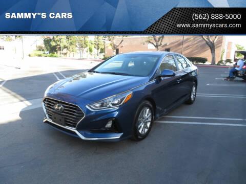 "2018 Hyundai Sonata for sale at SAMMY""S CARS in Bellflower CA"