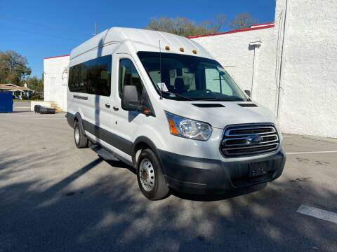 2018 Ford Transit Passenger for sale at LUXURY AUTO MALL in Tampa FL