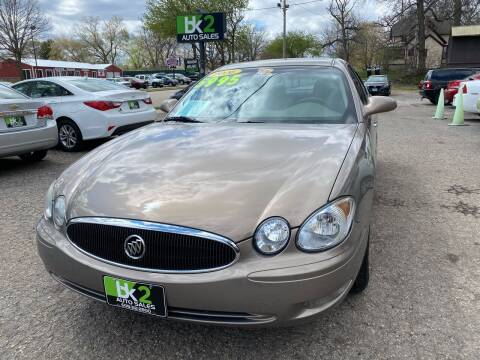 2006 Buick LaCrosse for sale at BK2 Auto Sales in Beloit WI