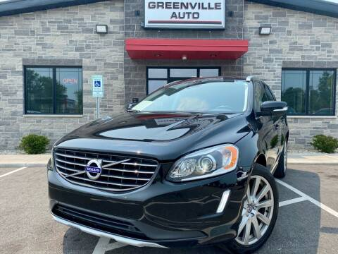 2017 Volvo XC60 for sale at GREENVILLE AUTO in Greenville WI