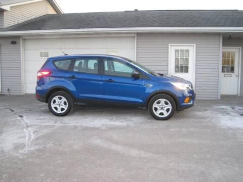 2017 Ford Escape for sale at G T AUTO PLAZA Inc in Pearl City IL