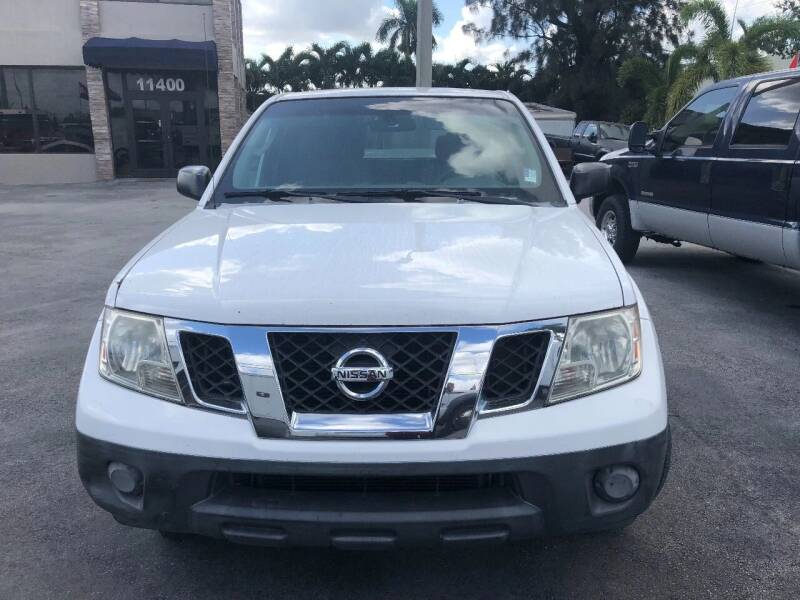 2009 Nissan Frontier 4x2 SE 4dr King Cab Pickup 5A - Medley FL