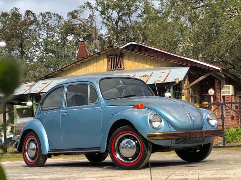 1971 Volkswagen Beetle for sale at OVE Car Trader Corp in Tampa FL