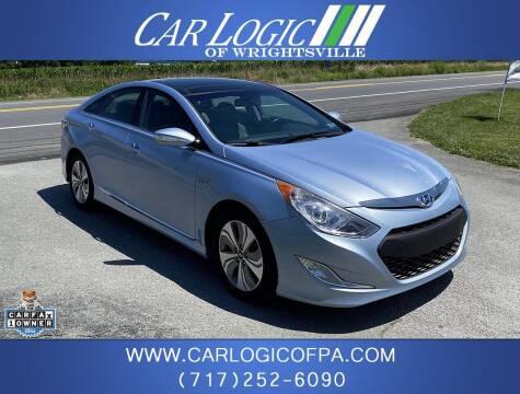 2015 Hyundai Sonata Hybrid for sale at Car Logic in Wrightsville PA
