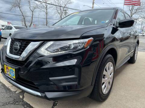 2018 Nissan Rogue for sale at AUTORAMA SALES INC. - Farmingdale in Farmingdale NY