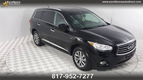 2015 Infiniti QX60 for sale at Excellence Auto Direct in Euless TX