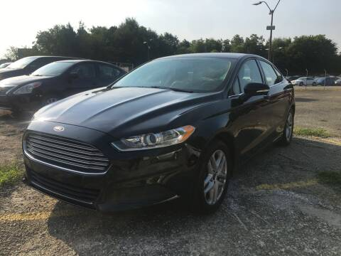 2014 Ford Fusion for sale at Certified Motors LLC in Mableton GA