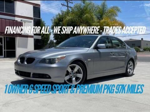 2004 BMW 5 Series for sale at Auto Advantage in Escondido CA
