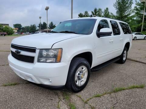 2010 Chevrolet Suburban for sale at Finish Line Auto Sales Inc. in Lapeer MI