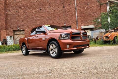2013 RAM Ram Pickup 1500 for sale at Island Auto in Grand Island NE