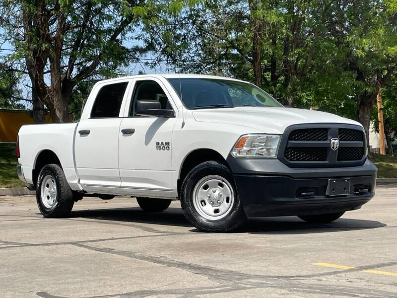 2014 RAM Ram Pickup 1500 for sale at Used Cars and Trucks For Less in Millcreek UT