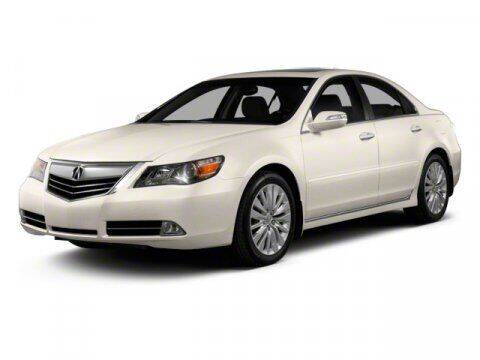 2010 Acura RL for sale at TRAVERS GMT AUTO SALES - Traver GMT Auto Sales West in O Fallon MO