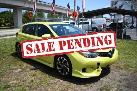 2016 Scion iM for sale at STS Automotive - Miami, FL in Miami FL