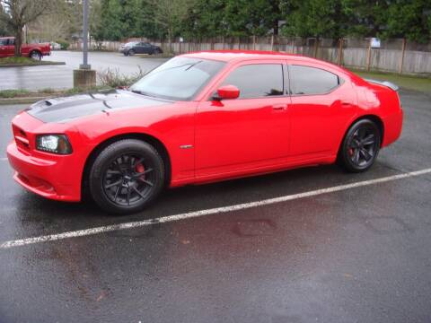 2009 Dodge Charger for sale at Western Auto Brokers in Lynnwood WA