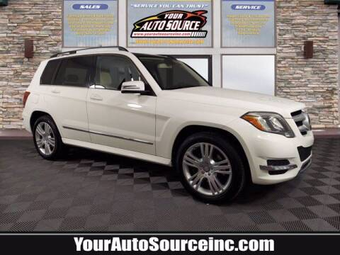 2015 Mercedes-Benz GLK for sale at Your Auto Source in York PA