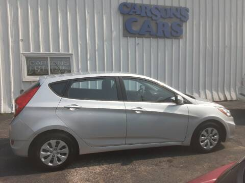 2016 Hyundai Accent for sale at Carson's Cars in Milwaukee WI