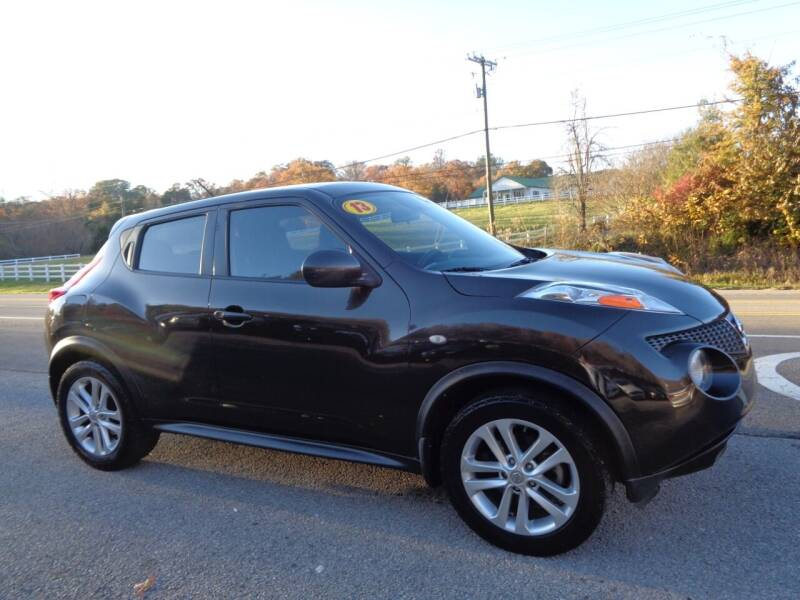 2013 Nissan JUKE for sale at Car Depot Auto Sales Inc in Seymour TN