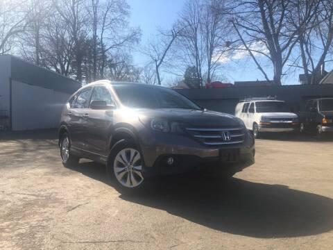 2012 Honda CR-V for sale at Affordable Cars in Kingston NY
