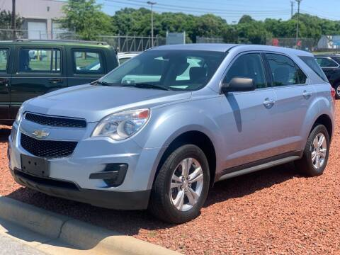 2015 Chevrolet Equinox for sale at Big Daddy's Auto in Winston-Salem NC