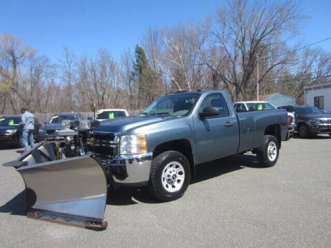 2014 Chevrolet Silverado 2500HD for sale at Auto Choice of Middleton in Middleton MA