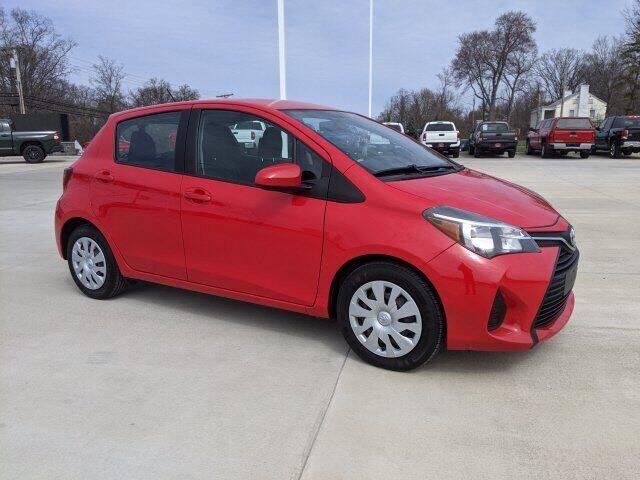 2016 Toyota Yaris for sale in Warren, OH