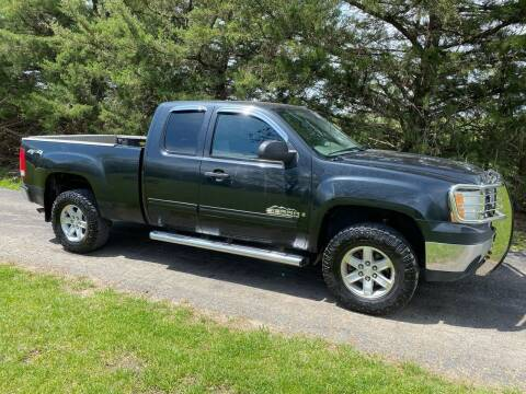 2009 GMC Sierra 1500 for sale at Kansas Car Finder in Valley Falls KS