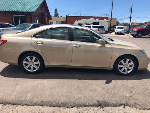 2007 Lexus ES 350 for sale at BERKENKOTTER MOTORS in Brighton CO
