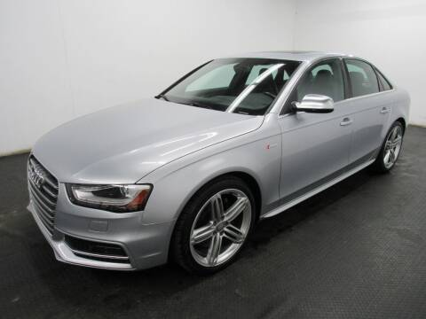 2015 Audi S4 for sale at Automotive Connection in Fairfield OH
