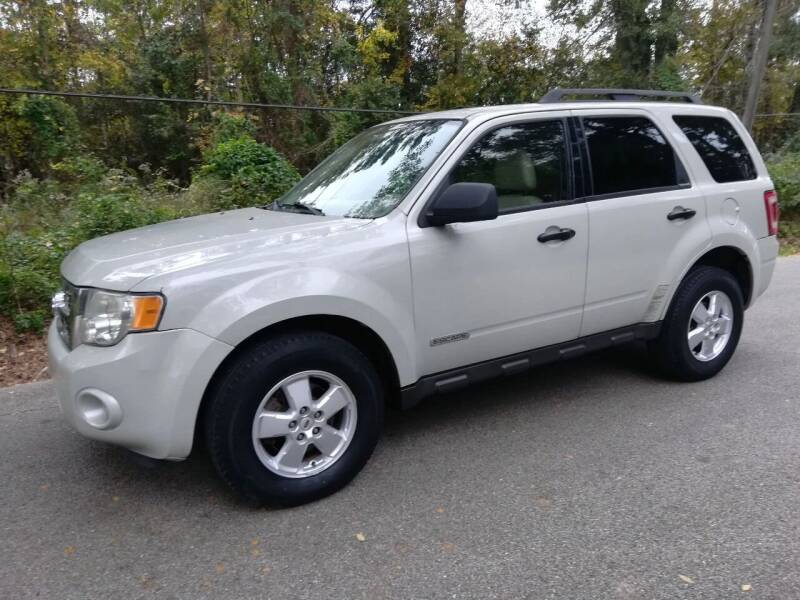2008 Ford Escape for sale at Low Price Autos in Beaumont TX