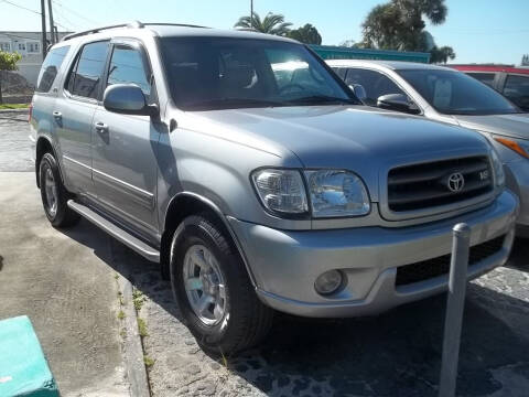 2004 Toyota Sequoia for sale at PJ's Auto World Inc in Clearwater FL