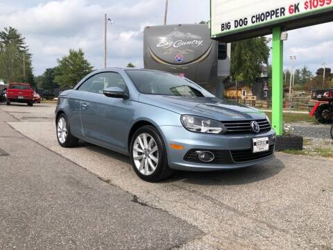 2012 Volkswagen Eos for sale at Giguere Auto Wholesalers in Tilton NH