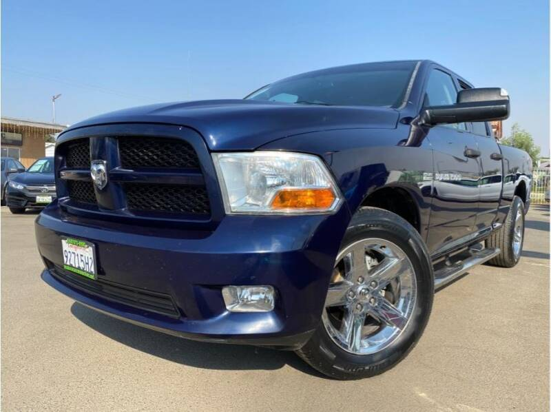 2012 RAM Ram Pickup 1500 for sale at MADERA CAR CONNECTION in Madera CA