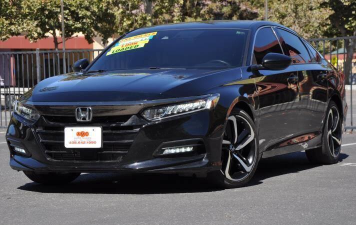 2018 Honda Accord for sale at AMC Auto Sales Inc in San Jose CA