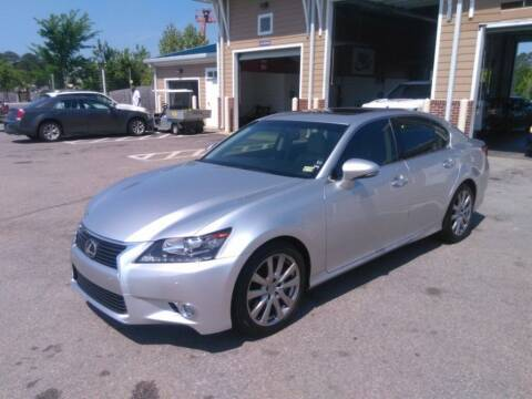 2013 Lexus GS 350 for sale at Smart Chevrolet in Madison NC