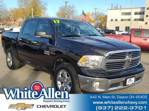 2017 RAM Ram Pickup 1500 for sale at WHITE-ALLEN CHEVROLET in Dayton OH