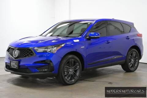 2020 Acura RDX for sale at Modern Motorcars in Nixa MO