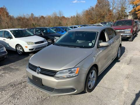 2014 Volkswagen Jetta for sale at Best Buy Auto Sales in Murphysboro IL