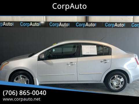 2009 Nissan Sentra for sale at CorpAuto in Cleveland GA