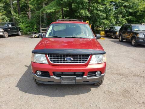 2005 Ford Explorer for sale at 1st Priority Autos in Middleborough MA