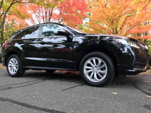 2016 Acura RDX for sale at Reynolds Auto Sales in Wakefield MA